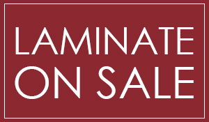 Laminate on sale starting at $1.69 sq.ft. - Material Only